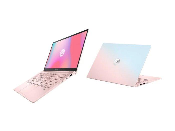 ASUS Rilis Laptop Adolbook13 2021 dengan Core i5 Gen 11 dan Warna Gradient!