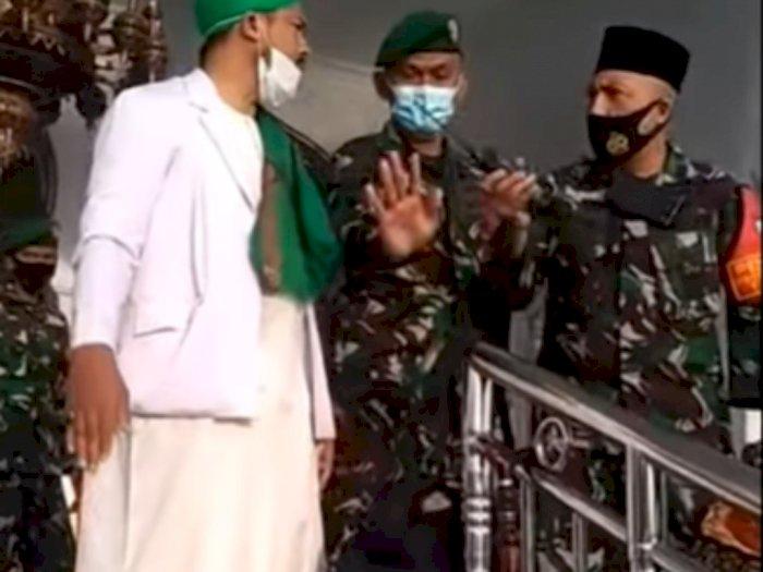 Geger Video Wakil Ketua FPI Aceh Cekcok dengan Dandim 0101/BS di Masjid, Ada Apa?