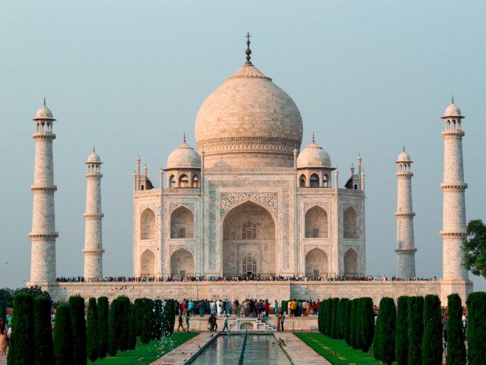 Walau Pandemi, Taj Mahal Tetap Berani Untuk Tambah Kapasitas Pengunjung
