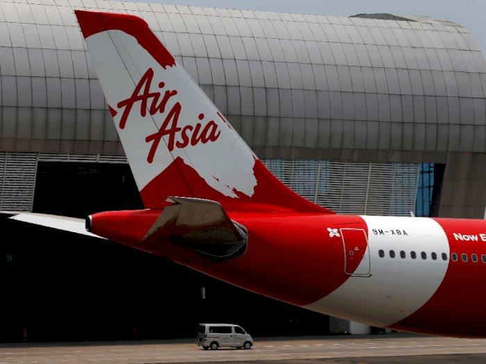 Maskapai AirAsia Kembali Operasikan 2 Rute Penerbangan Tanah Air Mulai Januari 2021