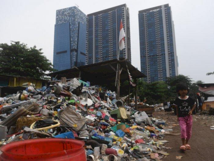 Tak Ada Perayaan Tahun Baru, Sampah di Jakarta 3,2 Ton