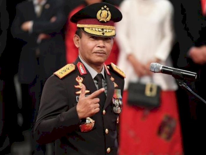 Sah, Kapolri Jenderal Idham Azis Terbitkan Maklumat Larangan Kegiatan dengan Atribut FPI