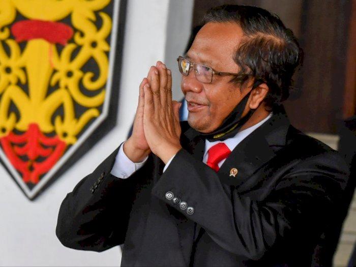 Mahfud MD Restui Pendirian Front Persatuan Islam, Asal...