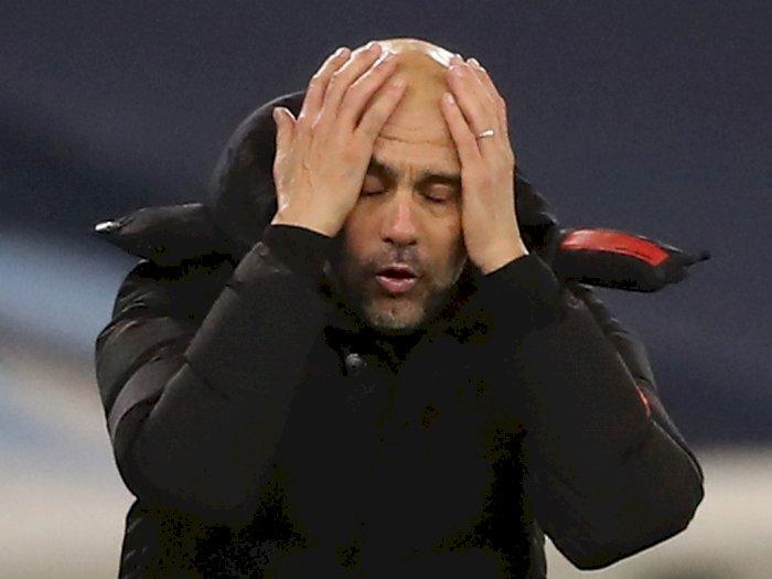 Pusingnya Pep Guardiola Mau Lawan Chelsea, 5 Pemain City Positif Covid-19