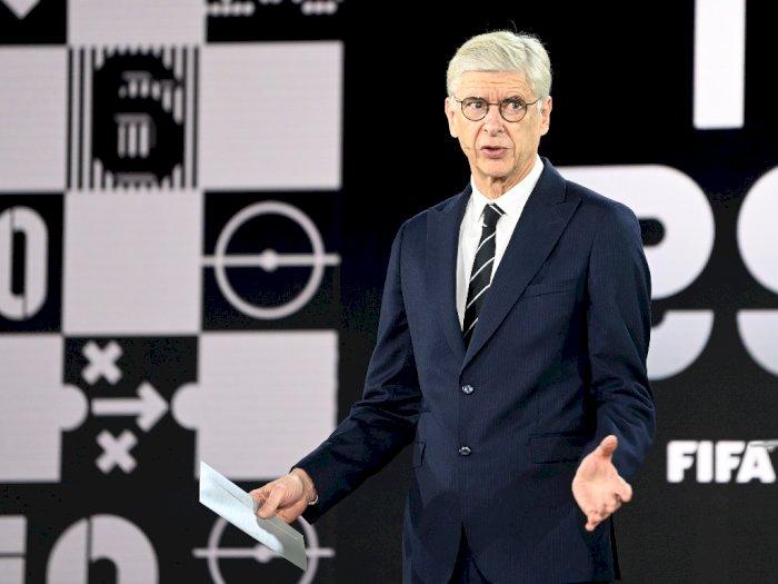 Wenger: Saya Siap Bantu Jika Arsenal Butuh, Tapi...