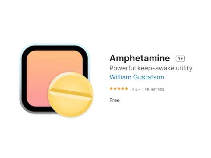 Sempat Salah Paham, Apple Tak Jadi Hapus Aplikasi Amphetamine dari App Store