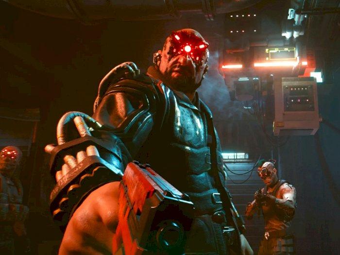 Teknik Bunnyhop di Cyberpunk 2077 Bisa Buat Pemain Melaju Lebih Cepat dari Mobil!