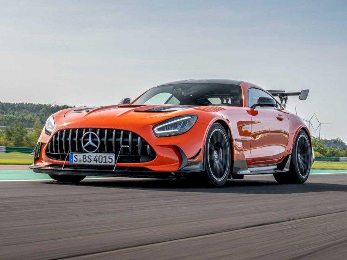 Mercedes-AMG GT Black Series untuk Pertama Kalinya Telah Mendarat di Dubai!