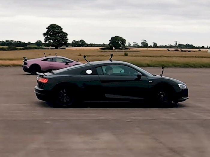 Apakah Nissan GT-R Hasil Modifikasi Bisa Kalahkan 2 Mobil V10 di Drag Race?