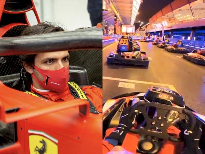 Ketika Pembalap F1 Bermain Go-Kart, Dari Posisi Terakhir ke Posisi Pertama!