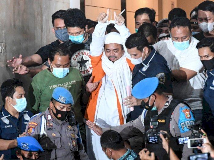 Sidang Praperadilan Status Tersangka Rizieq Digelar Besok, Polisi Siapkan Pengamanan