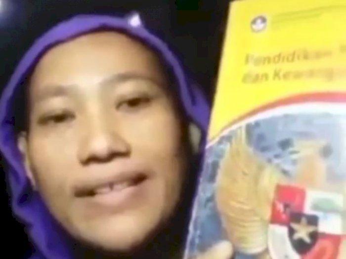 Wanita Viral yang Sebut Pancasila 'Sampah' Diduga Alami Gangguan Jiwa