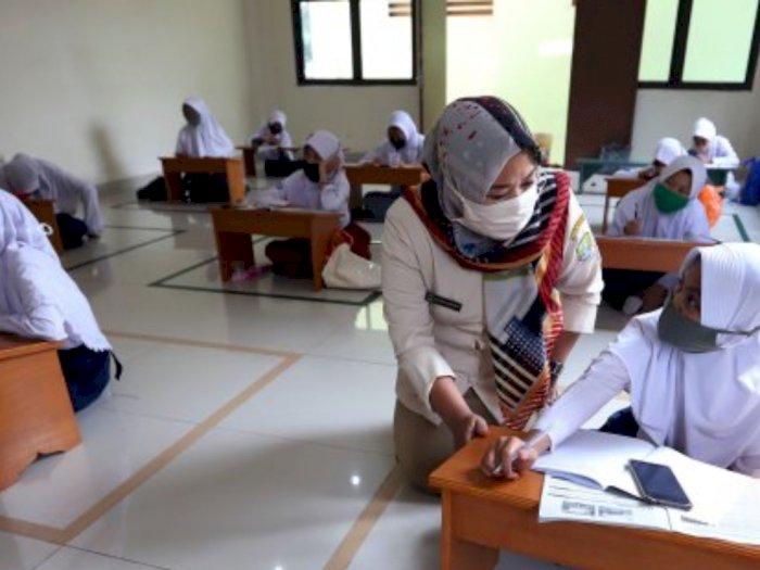 Kegiatan Belajar Mengajar Tatap Muka di Kabupaten Mandailing Natal kembali Ditunda