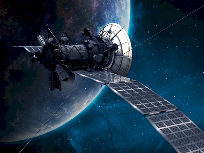 Peduli dengan Sampah di Antariksa, Perusahaan Jepang Bikin Satelit dari Kayu