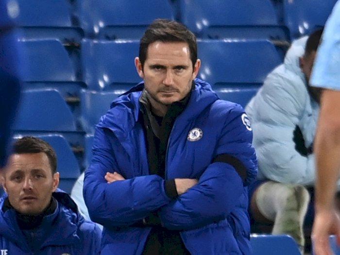 Sesumbar Lampard, Sudah Sering Tertekan Tapi di Akhir Musim Bisa Angkat Trofi Juara