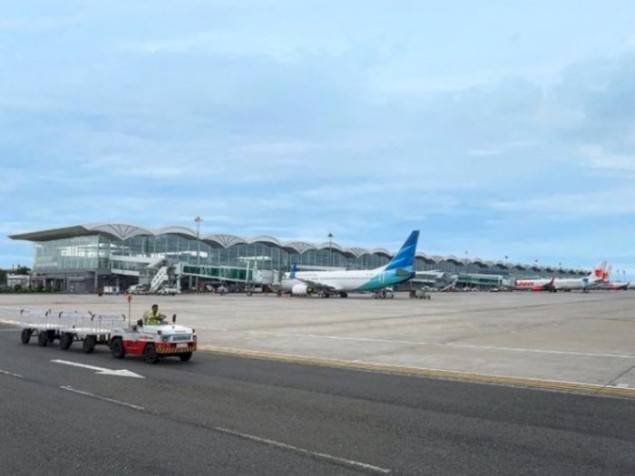 Arus Balik Libur Tahun Baru, Jumlah Penumpang di Bandara Kualanamu Capai 9.271 Orang