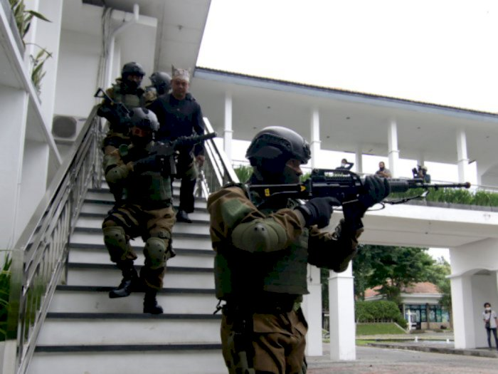 Polri Beberkan Peran Para Wijayanto di Kelompok Teroris JI