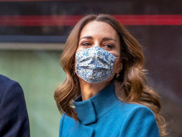 Kate Middleton Dinobatkan Jadi Influencer Fashion Paling Top 2020, Geser Meghan Markle