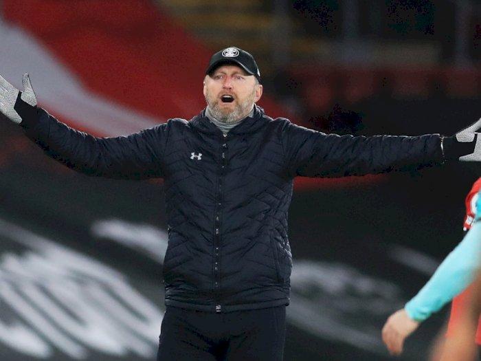 Pelatih Hasenhuttl Menangis Bahagia saat Timnya Kalahkan Liverpool