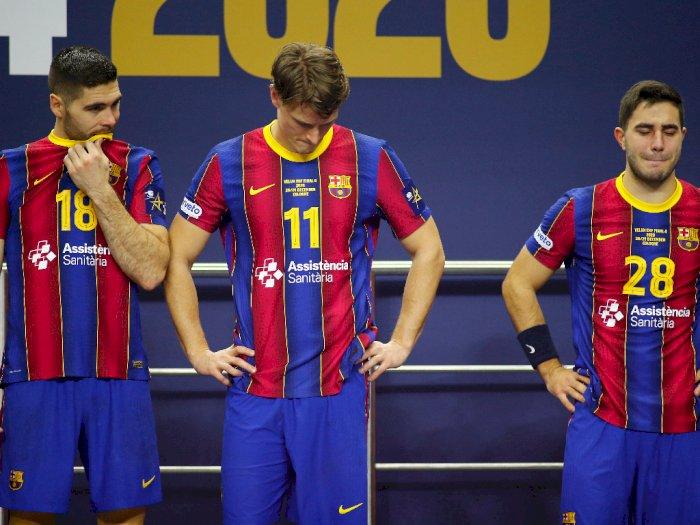Dua Staf Tim Barcelona Dinyatakan Positif Covid-19, Sesi Latihan Akan Dijadwalkan Ulang