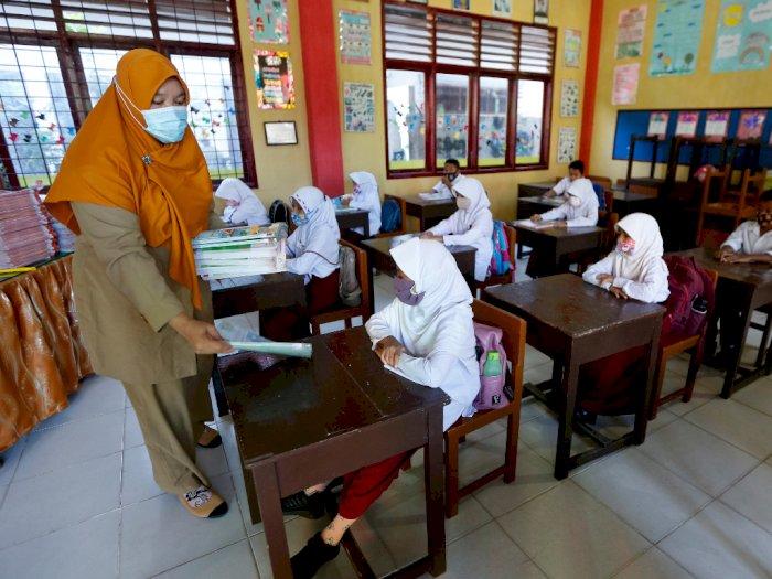 12 Daerah di Jawa Barat Siap Belajar Tatap Muka pada 11 Januari, dari Garut hingga Subang