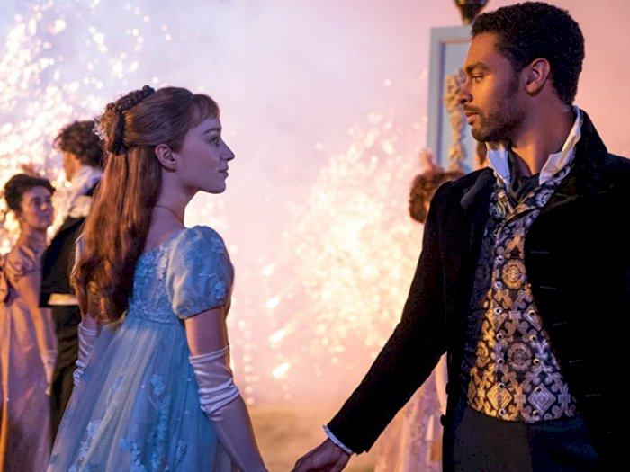 Netflix Mengklaim Film 'Bridgerton' Ditonton Sebanyak 63 Juta User