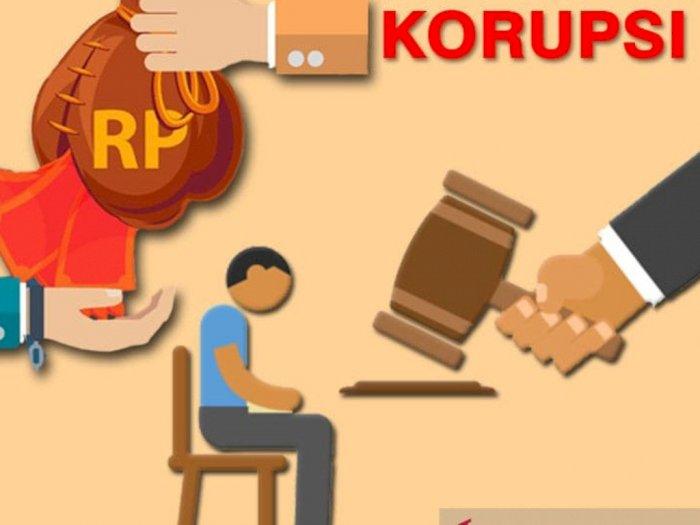 Mantan Pejabat BPN Jadi Tersangka Dugaan Korupsi Rp1,4 triliun