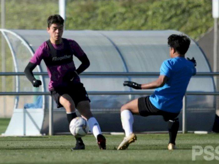 Timnas U-19 Dapatkan Amunisi Tambahan dengan Bergabungnya Kelana Noah Mahessa