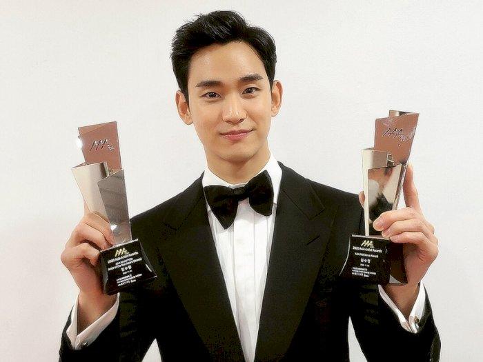 "Kim Soo Hyun Tolak Tawaran Main di Serial Drama  Netflix ""Finger"""
