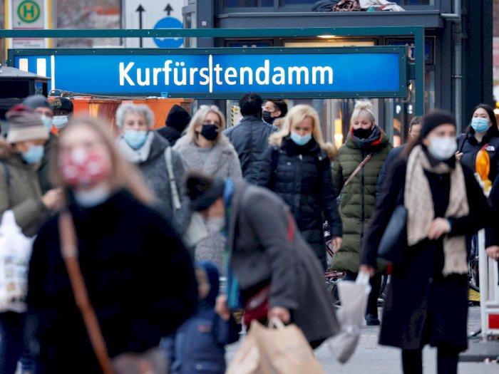 Cegah Penyebaran Covid-19, Jerman Perpanjang Lockdown Sampai Akhir Januari
