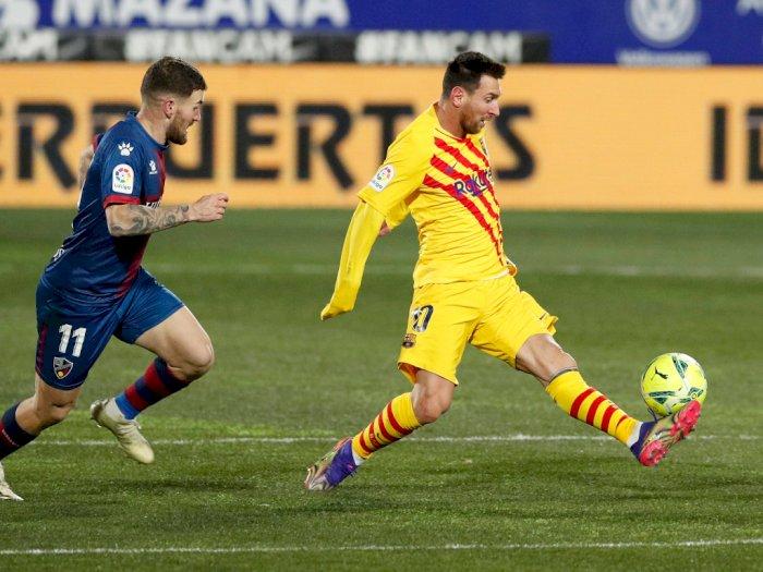 Barcelona Batal Latihan Karena 2 Staf Utama Positif Virus Corona