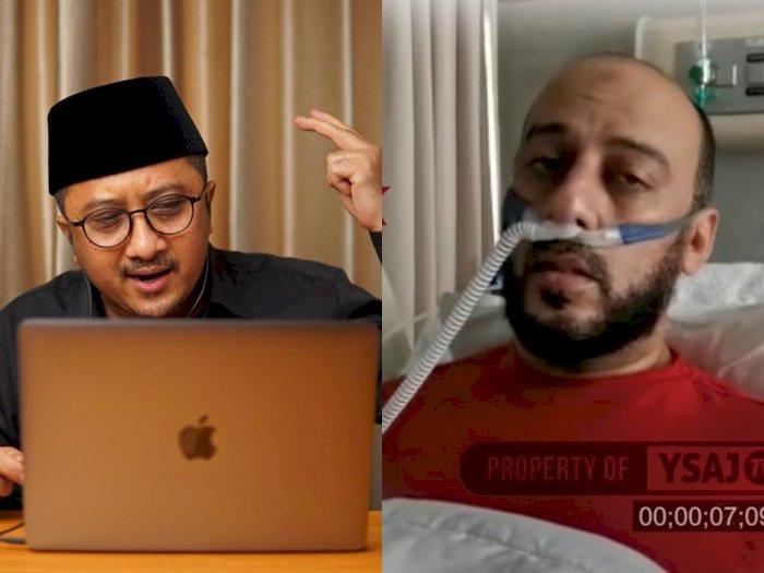 Ustadz Yusuf Mansur Sebut Kondisi Syekh Ali Jaber Membaik, Ventilatornya akan Dicabut