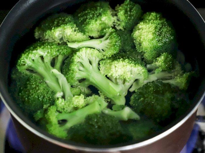 Dua Cara Memasak Brokoli Supaya Nutrisinya Tidak Hilang