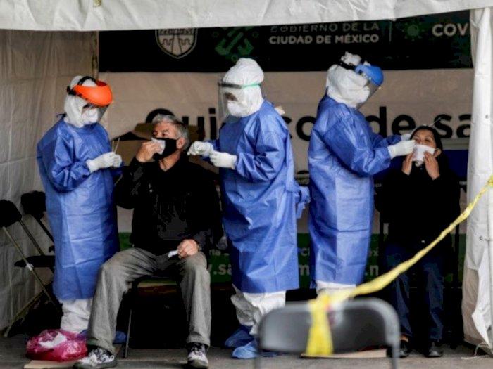 Meksiko Sumbang 11.271 Kasus, Corona di Dunia Kini Jadi 86,8 Juta