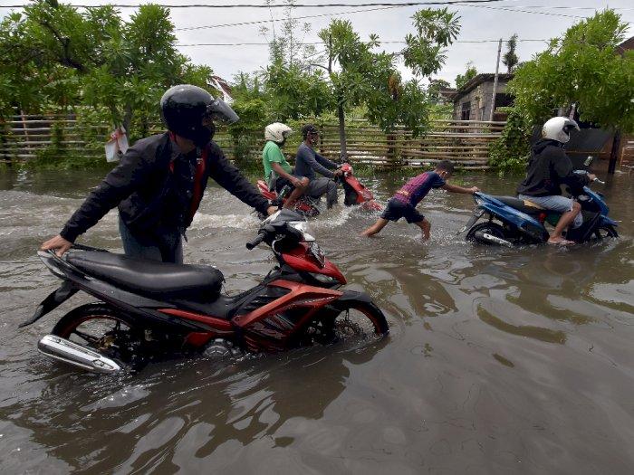 FOTO: Banjir di Denpasar