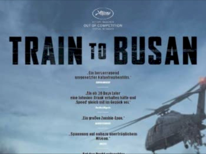 Sinopsis 'Train to Busan' (2016) - Kisah Bencana Zombie ketika Pergi ke Busan