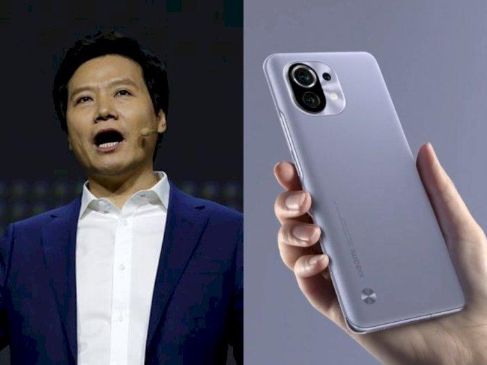 Bos Xiaomi Sebut Penghapusan Charger di Mi 11 Telah Direncanakan 5 Tahun Lalu