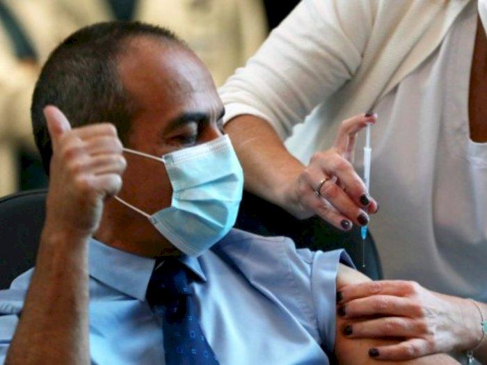 240 Warga Israel Terpapar Covid-19 Usai Disuntik Vaksin Pfizer
