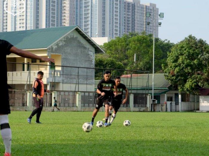 Tak Kunjung Kantongi Izin Keramaian, PSMS Minta Kompetisi Liga Musim 2020-2021 Dibubarkan