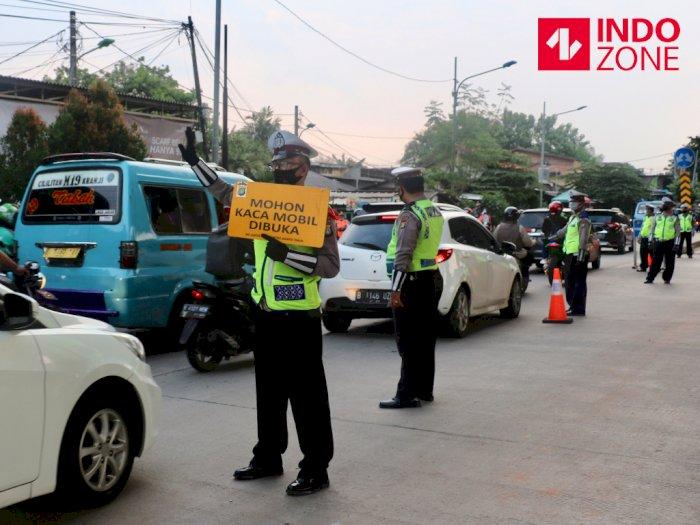 Kawal PSBB Jawa dan PSBM Jakarta, Kapolda Metro Bakal 'Ngantor' di Polsek Zona Merah