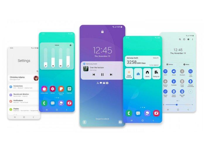 One UI 3.0 dengan Android 11 Resmi Dihadirkan di Samsung Galaxy S10 Series!