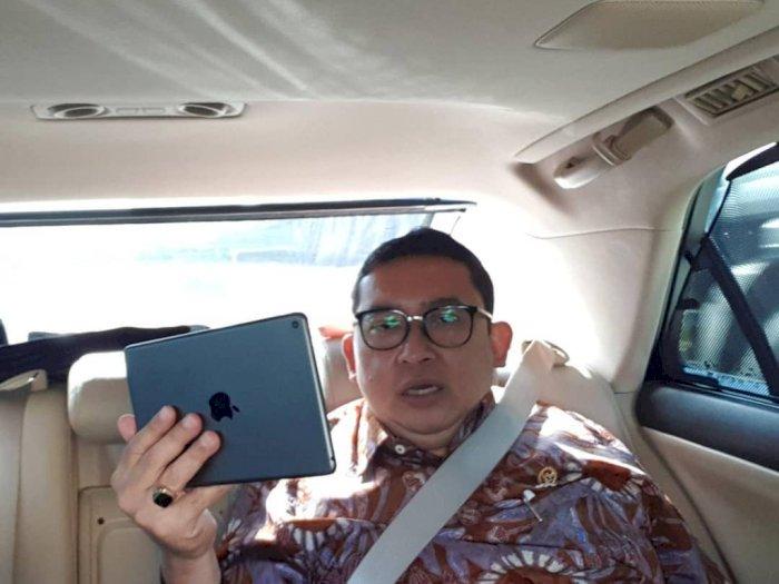 Akun Twitter Fadli Zon Sukai Konten Porno, Duga Staf Lalai dan Ada Upaya Peretasan
