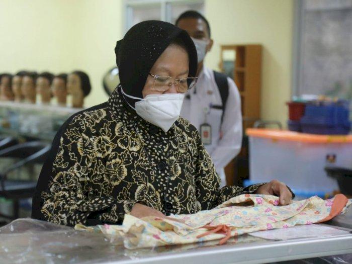Risma Ingin Penerima Manfaat di Balai Rehabilitasi Bisa Mandiri