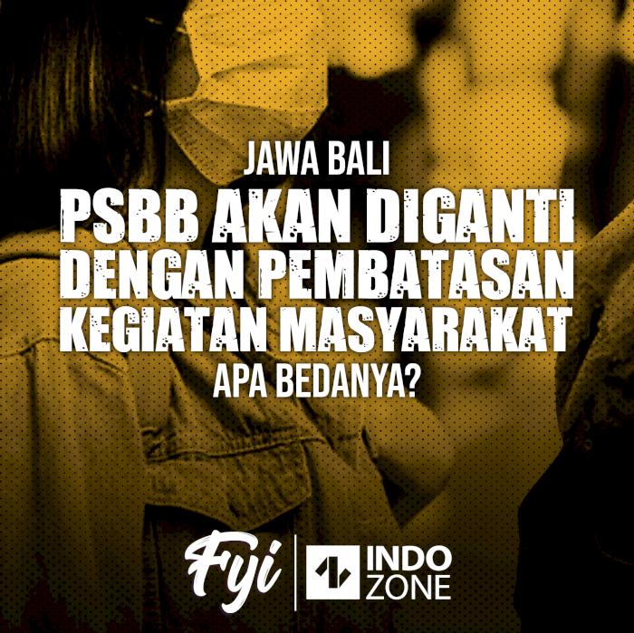 Jawa Bali, PSBB akan Diganti dengan Pembatasan Kegiatan Masyarakat