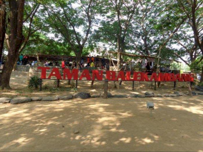 Pasca Renovasi, Taman Balekambang Solo Kembali Terima Pengunjung