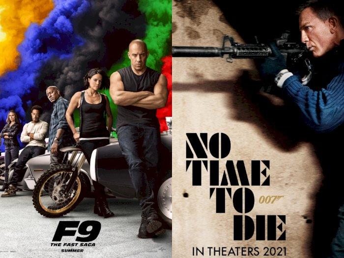 Daftar Lengkap Film Terbaru 2021