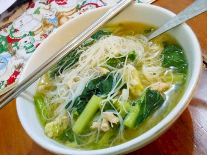Masak Bihun Kuah Buat Si Kecil yang Bosan Makan Nasi