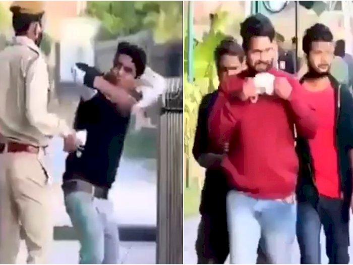 Dua Pria India Ini Bikin Prank Gokil Agar Masyarakat Disiplin Pakai Masker