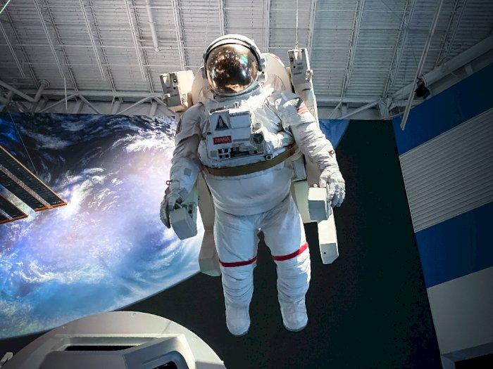 Astronot Harus Rajin Olahraga Saat di Luar Angkasa, Ternyata Ini Alasannya!