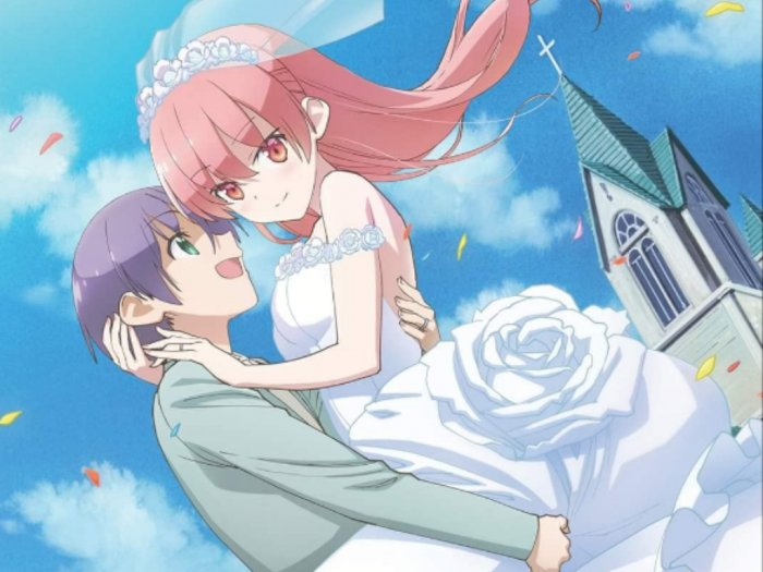 Sinopsis 'Tonikaku Kawaii' (2020) - Perjalanan Cinta Yuzaki dan Tsukasa